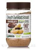 Chocolate Powdered Organic Peanut Butter - 6.35 oz (180 Grams)