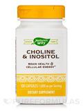 Choline & Inositol 500 mg - 100 Capsules