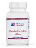 Chondroitin Sulfate 400 mg 60 Capsules