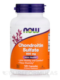 Chondroitin Sulfate 600 mg 120 Capsules