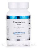 Chromium 1 mg 100 Tablets