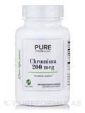 Chromium 200 mcg - 100 Vegetarian Capsules