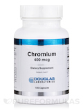 Chromium 400 mcg - 100 Capsules