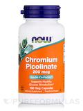 Chromium Picolinate 200 mcg 100 Capsules