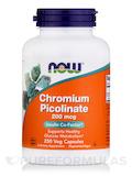 Chromium Picolinate 200 mcg 250 Capsules