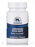 Chromium Picolinate - 60 Vegetable Capsules
