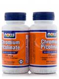 Chromium Picolinate 200 mcg Twin Pack 2/100 Capsules
