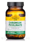 Chromium Picolinate - 200 Vegetarian Capsules