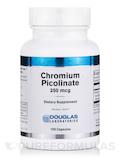 Chromium Picolinate 250 mcg 100 Capsules