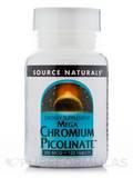 Chromium Picolinate 300 mcg - 120 Tablets