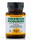 Chromium Picolinate 50 Vegetarian Capsules