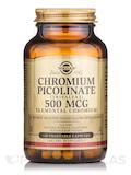 Chromium Picolinate 500 mcg - 120 Vegetable Capsules