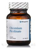 Chromium Picolinate - 60 Tablets
