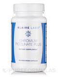 Chromium Picolinate Plus - 100 Vegetarian Capsules