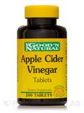 Apple Cider Vinegar 300 mg - 200 Tablets