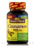 Cinnamon 1000 mg - 100 Capsules