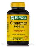 Cinnamon 1000 mg 120 Capsules