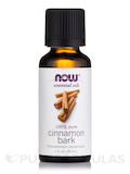 NOW® Essential Oils - Cinnamon Bark Oil (100% Pure) - 1 fl. oz (30 ml)