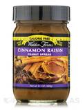 Cinnamon Raisin Peanut Spread Jar - 12 oz (340 Grams)