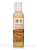 Aromatherapy Massage Cream Cinnamon/Ylang Ylang 4 fl. oz (118 ml)