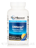 CINNergy - 120 Vegetable Capsules