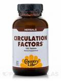 Circulation Factors 100 Tablets