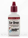Citricidal Ear Drops with Grapefruit Seed Extract and Tea Tree Oil 1 oz (30 ml)