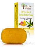 Citrus, Aloe, Cocoa Butter Soap Bar - 5 oz (141 Grams)