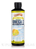 Seriously Delicious™ Omega-3 High Potency Fish Oil Citrus Sorbet Smoothie - 16 oz (454 Grams)