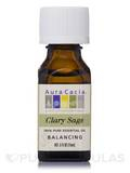 Clary Sage Essential Oil (Salvia sclarea) 0.5 fl. oz (15 ml)