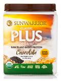 Classic Plus Protein (Raw Plant-Based Protein, Chocolate Flavor) - 17.6 oz (500 Grams)