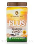 Classic Plus Protein (Raw Plant-Based Protein, Chocolate Flavor) - 35.2 oz (1000 Grams)
