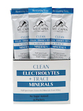 Clean Electrolytes + Trace Minerals - 25 Packets