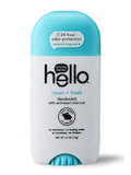 Clean + Fresh Deodorant With Activated Charcoal - 2.6 oz (73 Grams)
