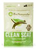 Clean Scat Chews for Cats, Sugar Free, Chicken Liver Flavor - 45 Chews (2.38 oz / 67.5 Grams)