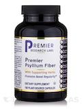 Premier Psyllium Fiber - 180 Vegetarian Capsules