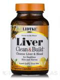 Cleanse & Build Blood/Liver Cleanser 90 Capsules
