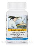 Clear Channels 500 mg - 60 Tablets