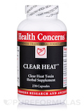 Clear Heat™ (Clear Heat Toxin Herbal Supplement) - 270 Capsules