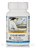 Clear Mind - 60 Tablets