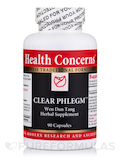 Clear Phlegm (Wen Dan Tang) - 90 Tablets