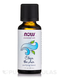 NOW® Essential Oils - Clear the Air Purifying Oil Blend - 1 fl. oz (30 ml)