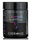 Clearface Vitamins Black Edition - 90 Capsules