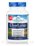 ClearLungs Extra Strength 120 Capsules