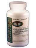 Clinical Cholesterol/Anti-Homocysteine Support 120 Capsules