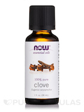 NOW® Essential Oils - Clove Oil - 1 fl. oz (30 ml)