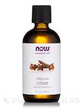 NOW® Essential Oils - Clove Oil - 4 fl. oz (118 ml)