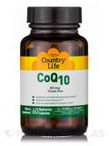 Co Q-10 60 mg 60 Vegetarian Capsules