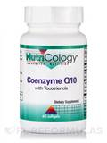 Coenzyme Q10 with Tocotrienols 60 Softgels
