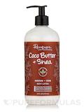 Coco Butter & Shea Moisture + Shine Body Lotion - 16 fl. oz (473 ml)